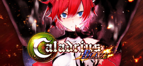 Caladrius Blaze Cover Image