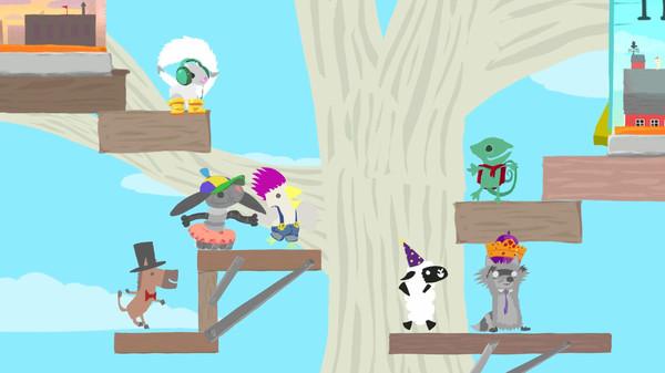 Скриншот №4 к Ultimate Chicken Horse