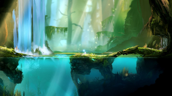 Скриншот №12 к Ori and the Blind Forest Definitive Edition