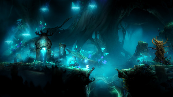 Скриншот №4 к Ori and the Blind Forest Definitive Edition