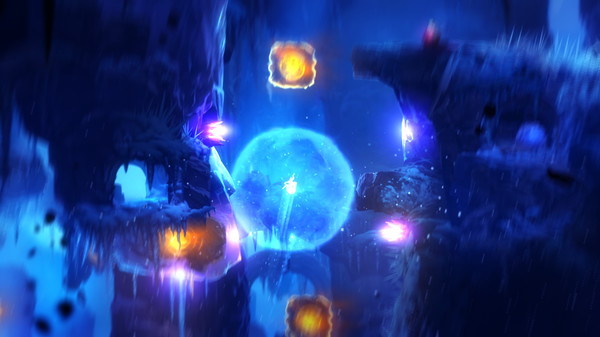 Скриншот №20 к Ori and the Blind Forest Definitive Edition