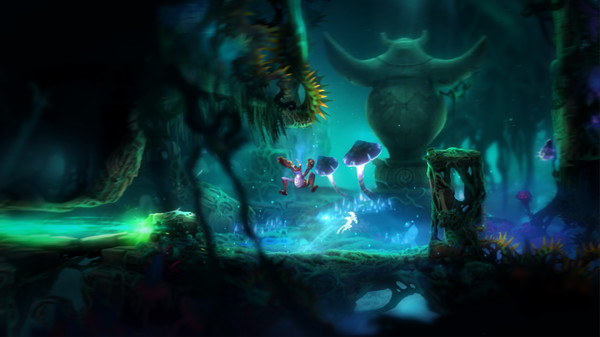 Скриншот №11 к Ori and the Blind Forest Definitive Edition