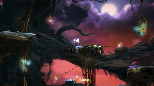 Скриншот №15 к Ori and the Blind Forest Definitive Edition