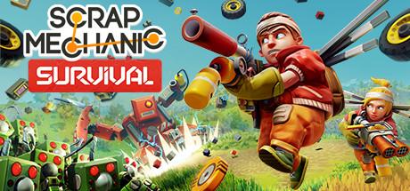 Scrap Mechanic | A multiplayer survival game