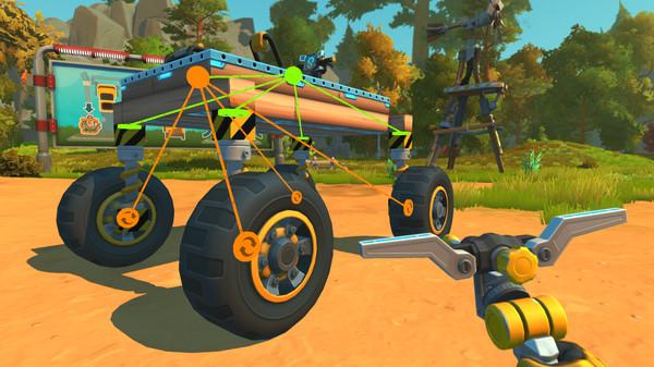Скриншот №3 к Scrap Mechanic