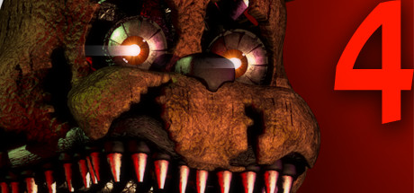 Five Nights at Freddy's 4 Cover Image
