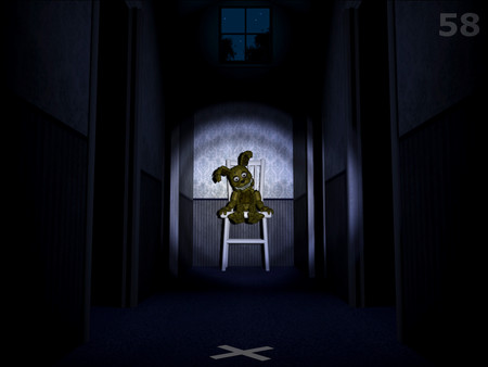 Скриншот №5 к Five Nights at Freddys 4