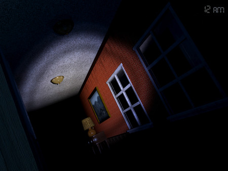 Скриншот №4 к Five Nights at Freddys 4