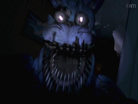 Скриншот №3 к Five Nights at Freddys 4