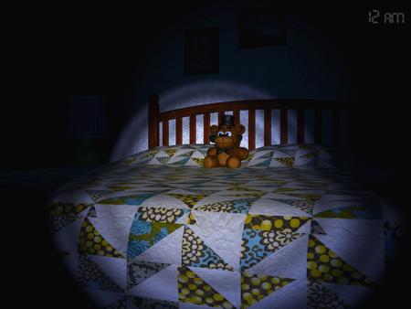 Скриншот №1 к Five Nights at Freddys 4