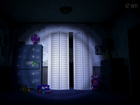 Скриншот №2 к Five Nights at Freddys 4