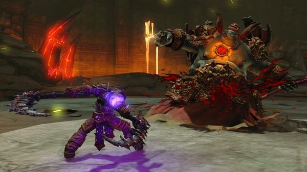 Darksiders II Deathinitive Edition скриншот