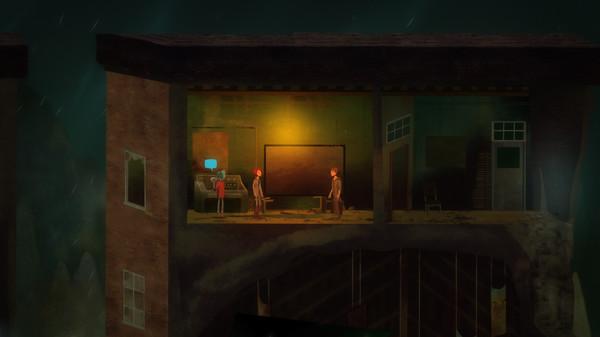 Oxenfree скриншот