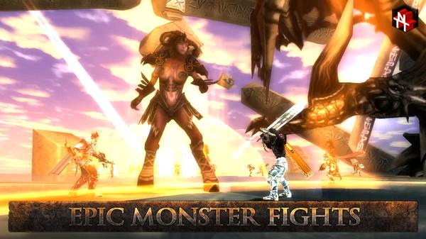 Скриншот №3 к Knight Online