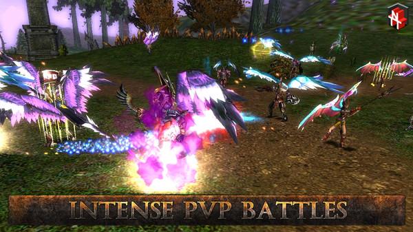Скриншот №4 к Knight Online