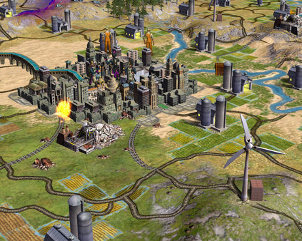 Sid Meier's Civilization IV скриншот
