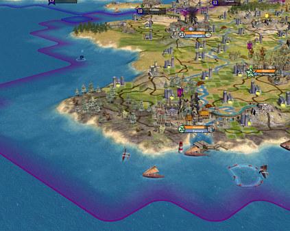 Скриншот №4 к Sid Meiers Civilization® IV