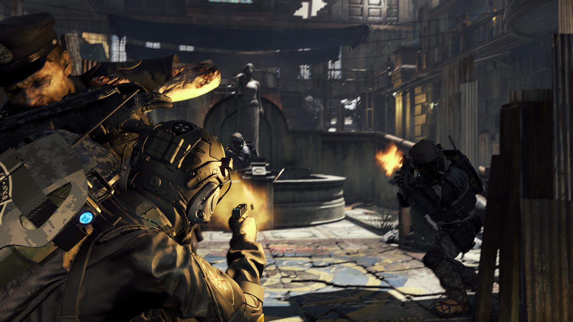 Umbrella Corps Screenshot 3