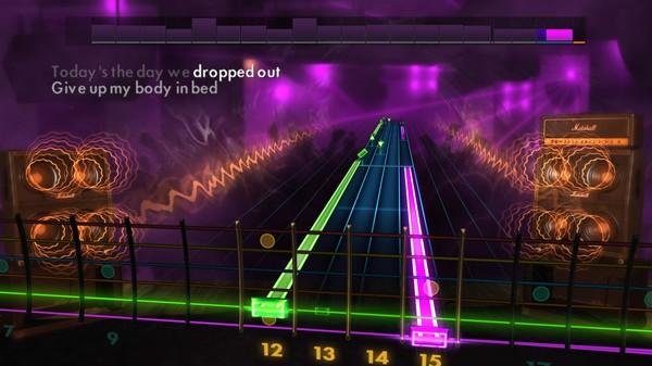 Скриншот №5 к Rocksmith® 2014 – Brand New Song Pack