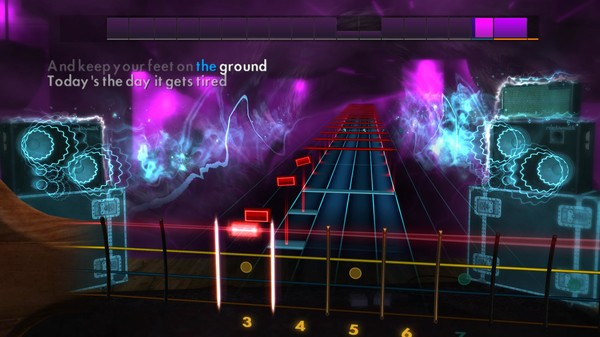 Скриншот №4 к Rocksmith® 2014 – Brand New Song Pack