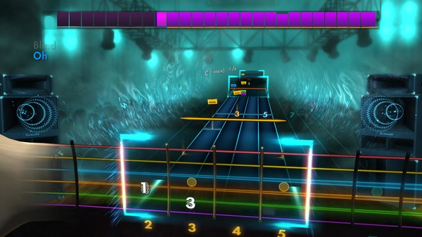 "Скриншот №2 к Rocksmith® 2014 – Kenny Wayne Shepherd - ""Blue on Black"""