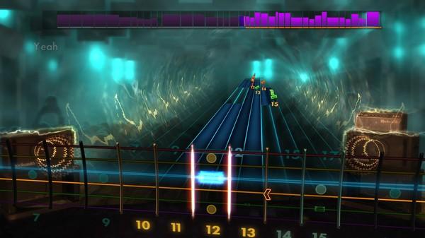 "Скриншот №1 к Rocksmith® 2014 – Kenny Wayne Shepherd - ""Blue on Black"""