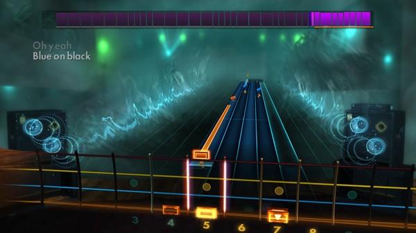 "Скриншот №5 к Rocksmith® 2014 – Kenny Wayne Shepherd - ""Blue on Black"""