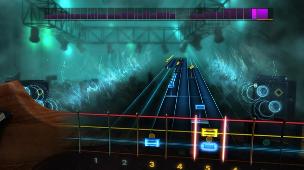 "Скриншот №1 к Rocksmith® 2014 – Joe Bonamassa - ""Sloe Gin"""