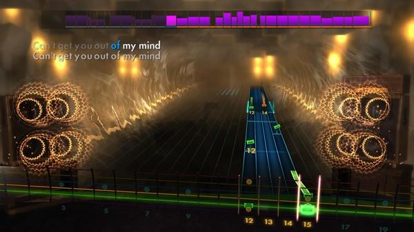 "Скриншот №1 к Rocksmith® 2014 – Philip Sayce - ""Out of My Mind"""
