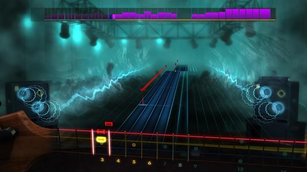 Скриншот №1 к Rocksmith® 2014 – Blues Rock Song Pack