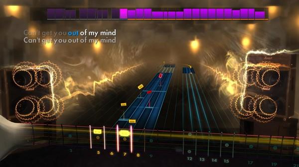Скриншот №3 к Rocksmith® 2014 – Blues Rock Song Pack