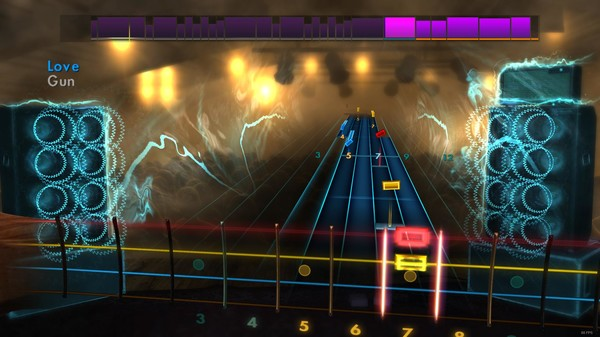 "Скриншот №5 к Rocksmith® 2014 – Kiss - ""Love Gun"""