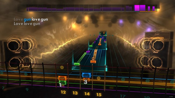 "Скриншот №2 к Rocksmith® 2014 – Kiss - ""Love Gun"""