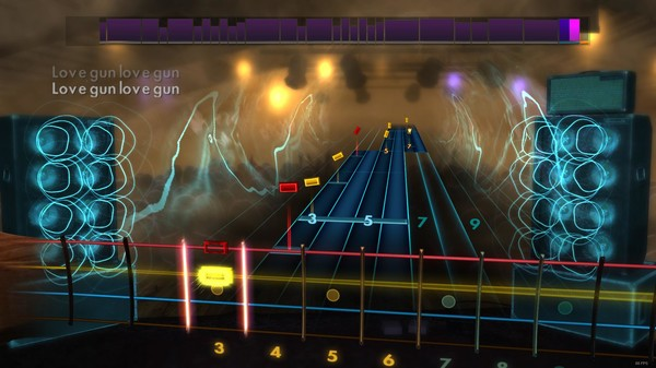 "Скриншот №3 к Rocksmith® 2014 – Kiss - ""Love Gun"""