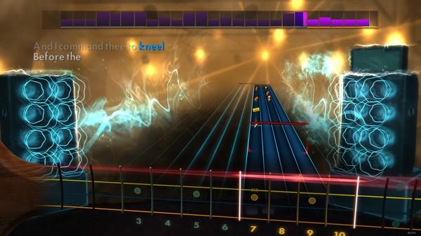 "Скриншот №3 к Rocksmith® 2014 – Kiss - ""God of Thunder"""