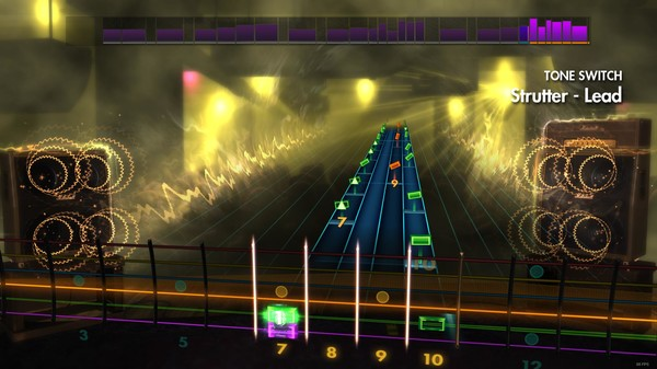 Скриншот №3 к Rocksmith® 2014 – Kiss Song Pack II