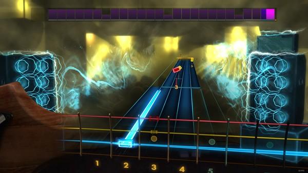 Скриншот №1 к Rocksmith® 2014 – Kiss Song Pack II