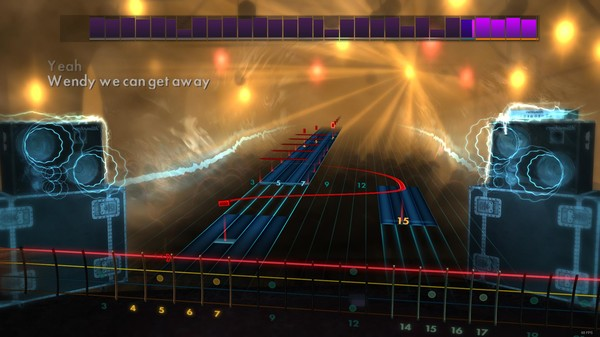 """Скриншот №4 к Rocksmith® 2014 – All Time Low - """"Somewhere in Neverland"""""""