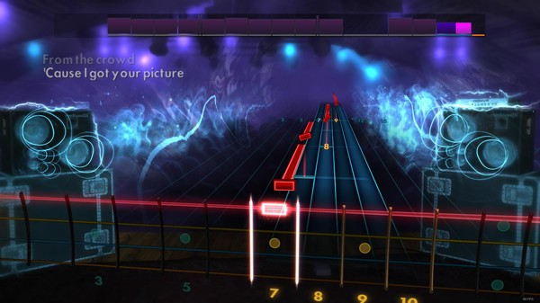 """Скриншот №2 к Rocksmith® 2014 – All Time Low - """"Dear Maria Count Me In"""""""
