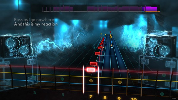 "Скриншот №5 к Rocksmith® 2014 – All Time Low - ""Weightless"""