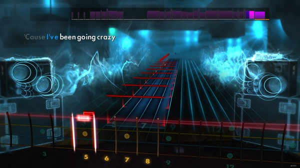 "Скриншот №3 к Rocksmith® 2014 – All Time Low - ""Weightless"""