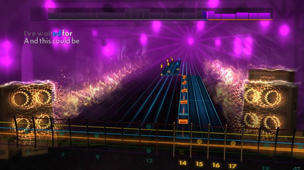 "Скриншот №1 к Rocksmith® 2014 – All Time Low - ""Weightless"""