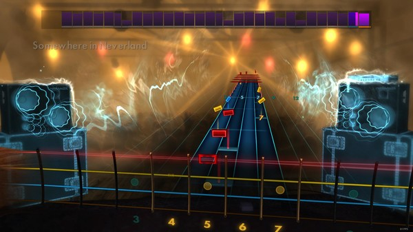 Скриншот №3 к Rocksmith® 2014 – All Time Low Song Pack
