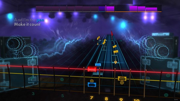 Скриншот №1 к Rocksmith® 2014 – All Time Low Song Pack