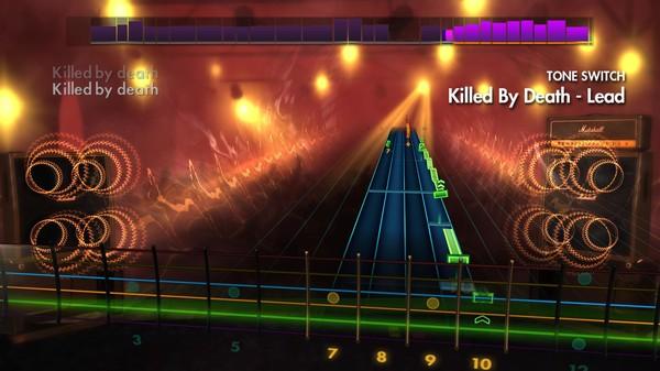 "Скриншот №3 к Rocksmith® 2014 – Motörhead - ""Killed by Death"""