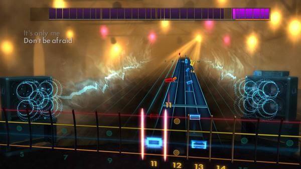 Скриншот №5 к Rocksmith® 2014 – Spooktacular Singles Song Pack