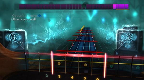 """Скриншот №4 к Rocksmith® 2014 – Def Leppard - """"Hysteria"""""""