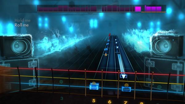 "Скриншот №5 к Rocksmith® 2014 – Foghat - ""Slow Ride"""