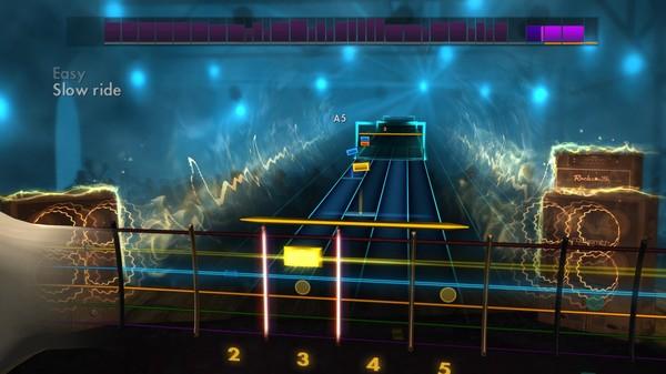 "Скриншот №2 к Rocksmith® 2014 – Foghat - ""Slow Ride"""