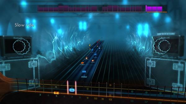 "Скриншот №4 к Rocksmith® 2014 – Foghat - ""Slow Ride"""